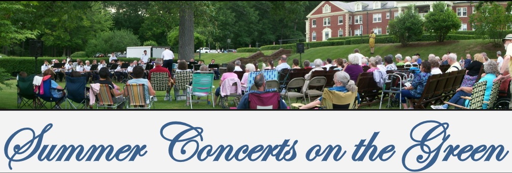 Presidential Oaks - Summer Concerts on the Green